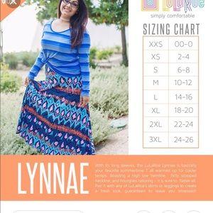 LuLaRoe Tops - Lynnae